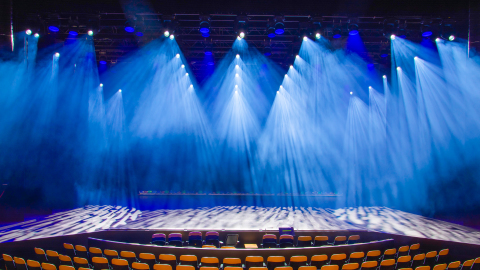 Stockholm's City Theatre takes PROLIGHTS RA 3000Profile